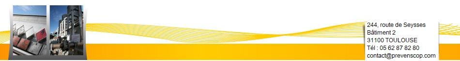 PREVENSCOP - CENTRE DE FORMATION AGREE A TOULOUSE - TEL 05.62.87.82.80